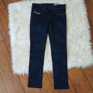 DIESEL Livier Super Slim Jegging Jeans